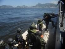 Marinha lança edital para curso de fuzileiros navais