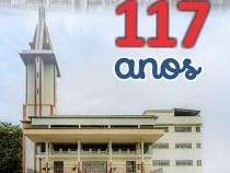 Convite: 117 anos da Primeira Igreja Batista Bíblica
