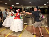 Operação Até Breve convida turistas para o São João da Bahia