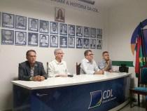 CDL recebe Secretários Municipais