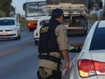 PRF realiaza Operação Tiradentes nas rodovias federais