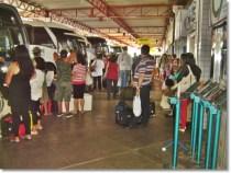 Passageiros devem confirmar viagens desta sexta (28)