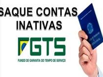 Saques do FGTS de contas inativas: Caixa abre mais cedo