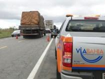 Viabahia informa redução de vitimas fatais em rodovias