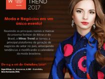Moda e Negócios em um único evento: Minas Trend 2017