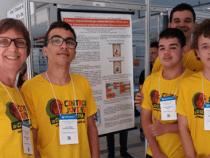 Estudantes do Centro Juvenil de Conquista ganham Menção Honrosa