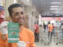 """""""+ Saúde no Local de Trabalho"""": cartilha dos comerciários"""