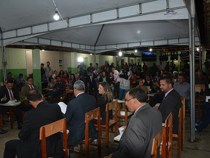 Câmara recebe demandas de moradores de Inhobim