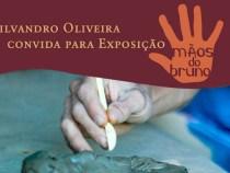 """""""Cerâmica Artística Mãos do Bruno"""" em exposição"""