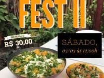 Neste sábado, 03, tem Pesqui Fest II