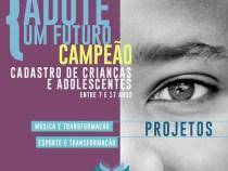 Projeto credencia crianças e adolescentes carentes para participar de oficinas gratuitas
