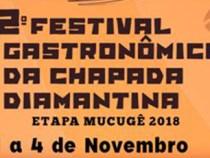 Mucugê recebe a IIª edição do Festival Gastronômico da Chapada Diamantina