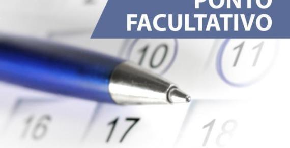 Prefeitura decreta ponto facultativo na próxima sexta, 16