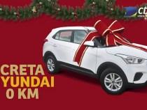 CDL realiza sorteio da Campanha Natal Dourado