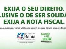Nota Premiada Bahia: cinco ganhadores da capital e cinco do interior