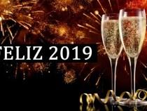 Muitas felicidades  neste ano que se inicia