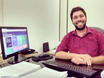 Diego Gomes assume a Comunicação da Prefeitura