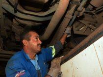 Prefeitura realiza vistoria técnica de transporte do município