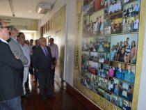 Prefeito visita nova diretoria da Câmara de Vereadores