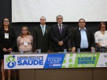 Discursos em defesa do SUS marcam abertura da 9ª Conferência Municipal de Saúde