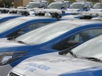 Rui entrega 127 veículos e ambulâncias para unidades de segurança e presídios