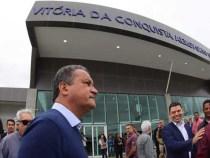 Rui Costa  afirma que novo aeroporto de Conquista deve ser inaugurado por quem trabalhou e pelo povo