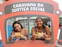 Caravanas da Justiça Social levaram cidadania a milhares de baianos