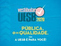 UESB inicia período de inscrições ao vestibular 2020