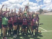 Figueirense é bicampeã do campeonato municipal de futebol feminino