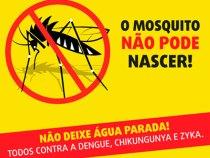 Dengue, Zika e Chikungunya avançam em Vitória da Conquista: veja os números