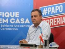 Governo prorroga até 15 de novembro decreto que proíbe aulas na Bahia
