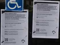 Agência bancária interditada em Vitória da Conquista por contaminação de Covid