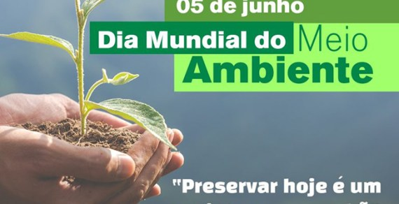 05 de junho é o Dia Mundial do Meio Ambiente: muitas demandas e discussões