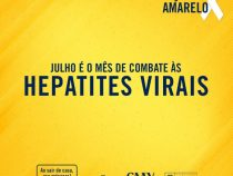 """Tem inicio a campanha de combate às Hepatites Virais no """"Julho Amarelo"""": CAAV"""