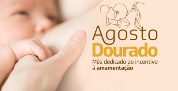 Agosto Dourado: programa destaca a importância do aleitamento materno