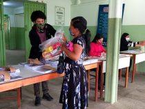 Prefeitura inicia entrega dos kits alimentares nas escolas municipais da área urbana