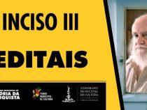 Prefeitura homologa resultado final de editais culturais da Lei Aldir Blanc