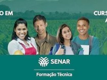 SENAR abre inscrições para cursos técnicos gratuitos na Bahia