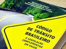 Novo Código de Trânsito entra em vigor nesta segunda-feira (12)