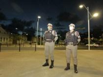 Governo do Estado prorroga toque de recolher até 10 de maio