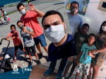 PJBA comemora a adoção de grupo de cinco irmãos: Vara da Infância e Juventude