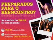 Festival de Inverno Bahia 2022 define datas e anuncia venda de ingressos