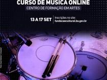 Centro de Formação em Artes da FUNCEB abre inscrições para cursos de Música