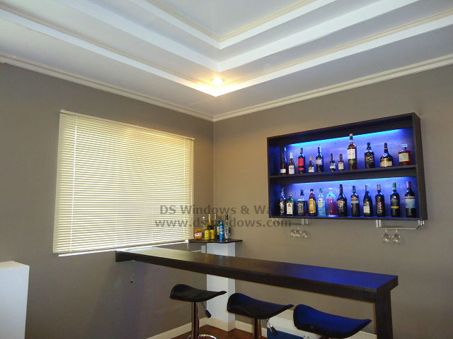living room mini bar ideas for small condos venetian blinds featured at makati city philippines