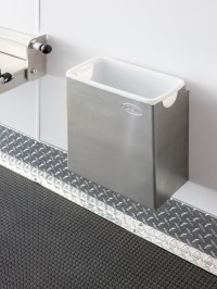 Wall Mount Garbage Can - DSW Manufacturing Inc. DSW ...