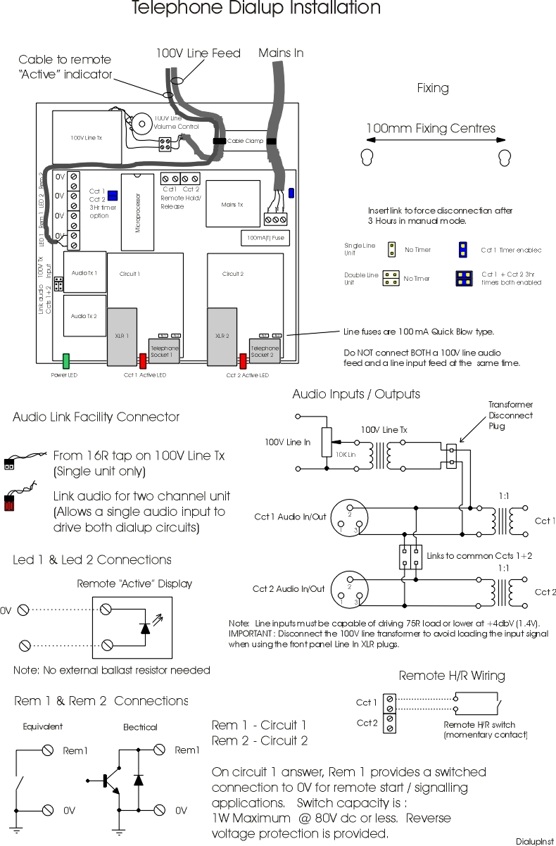 hight resolution of connections diagram mains supply wiring