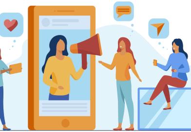 Marketing de influência cresce em 2021