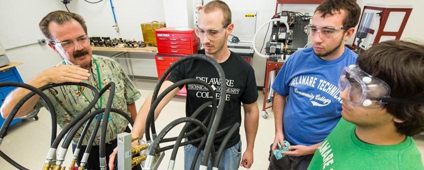 electromechanical delaware technical community