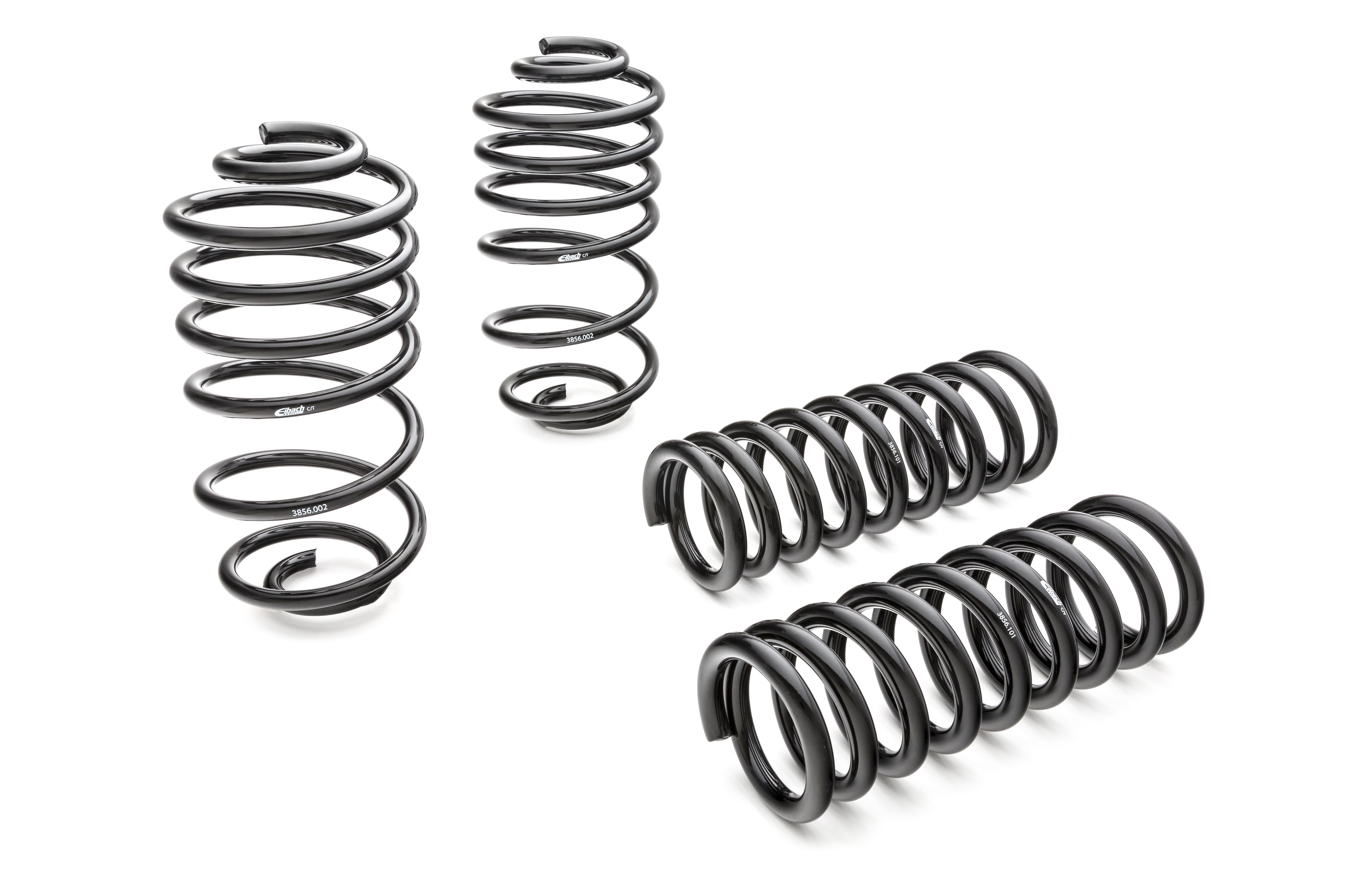 EIBACH PRO-KIT PERFORMANCE SPRINGS FITS 1967-1972 BUICK