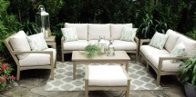Outdoor And Patio Furniture - Earth Living